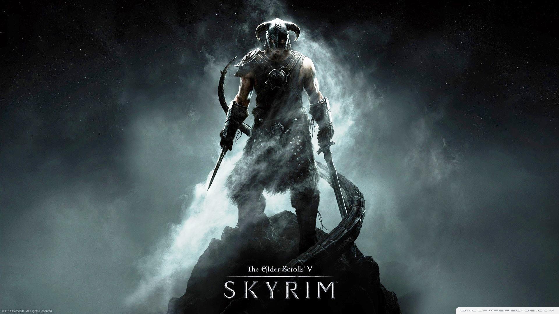 Skyrim Wallpaper Hd Gaming Wallpapers Elder