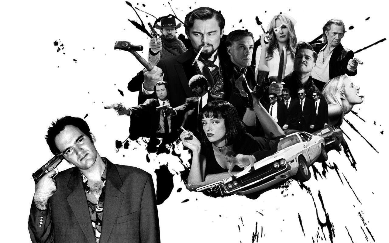Tarantino Wallpapers Wallpaper Cave
