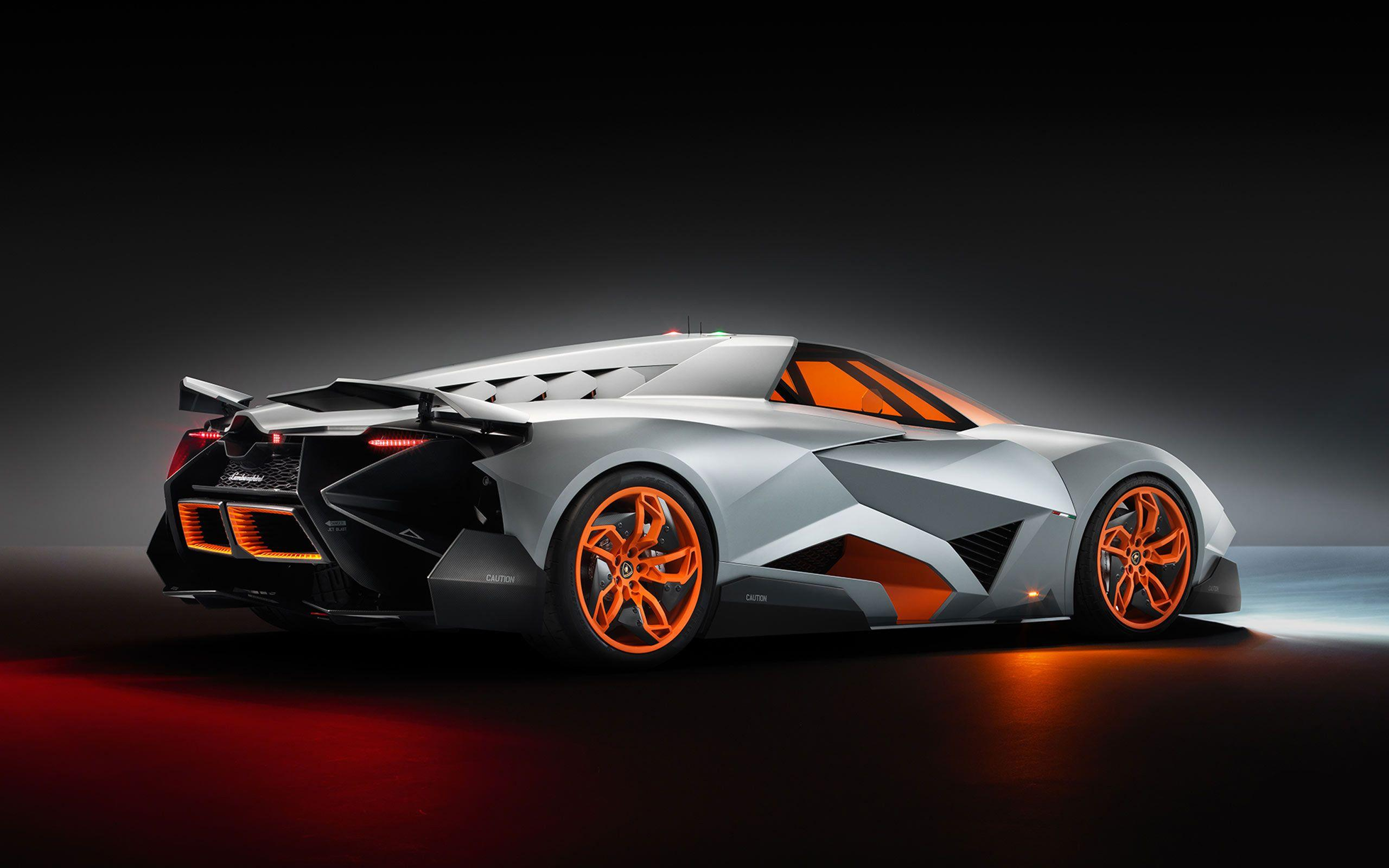 Lamborghini Egoista Concept 2 Wallpaper | HD Car Wallpapers