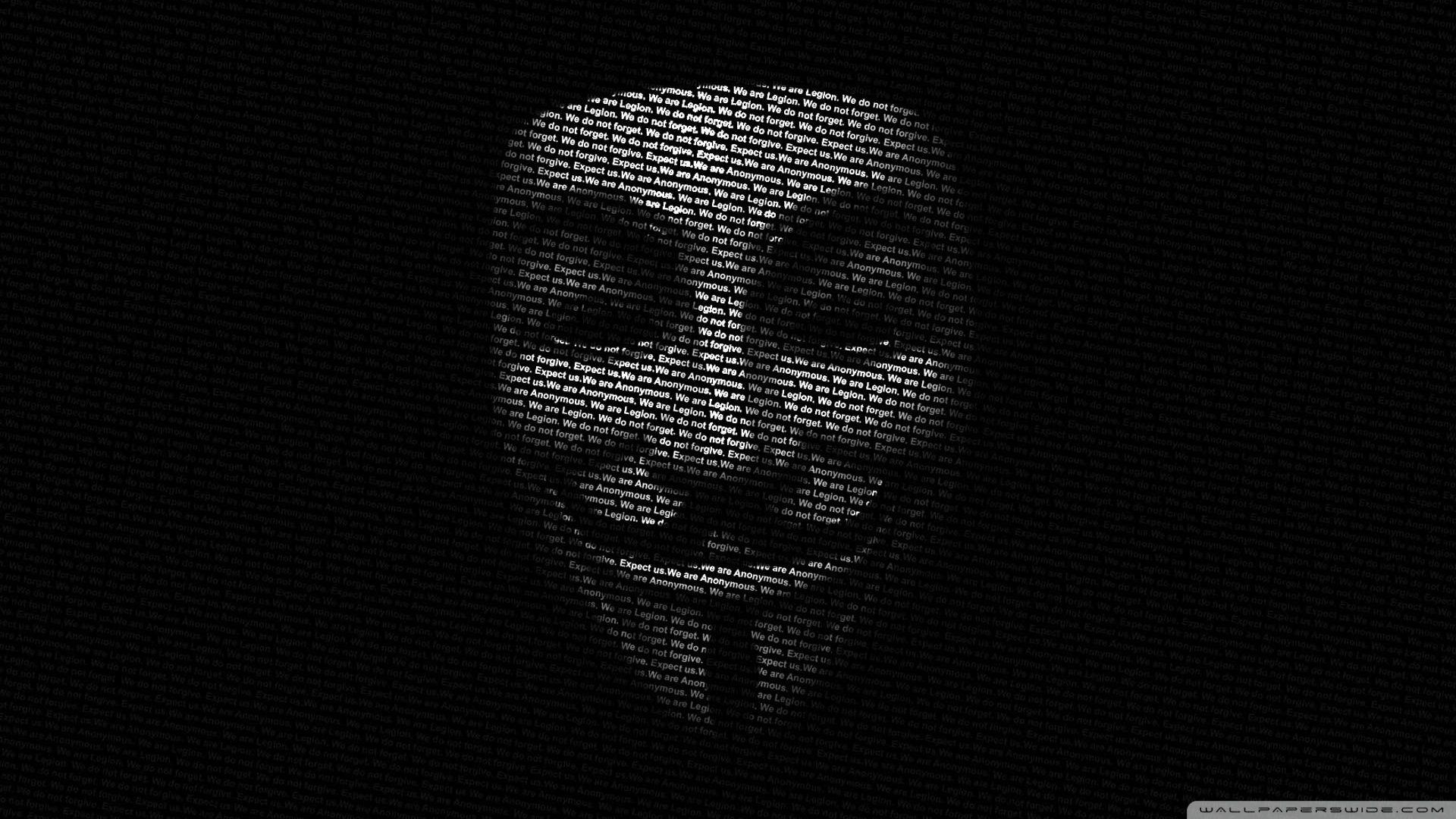 Anonymous Wallpapers HD 1366x768 - Wallpaper Cave