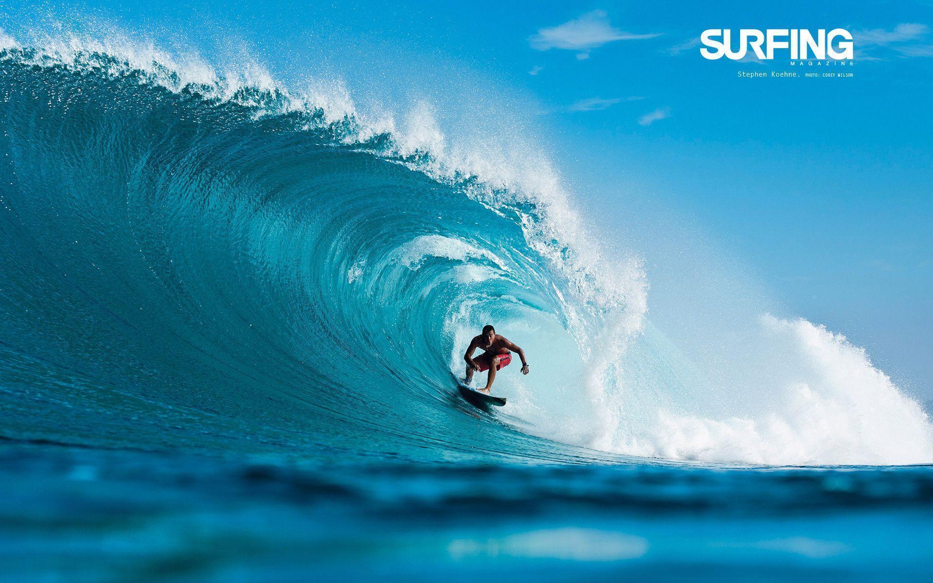 Teahupo O Surf Wallpapers Wallpaper Cave