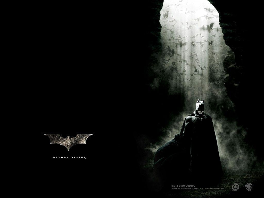 Batman Begins Wallpaper (1024 x 768 Pixels)