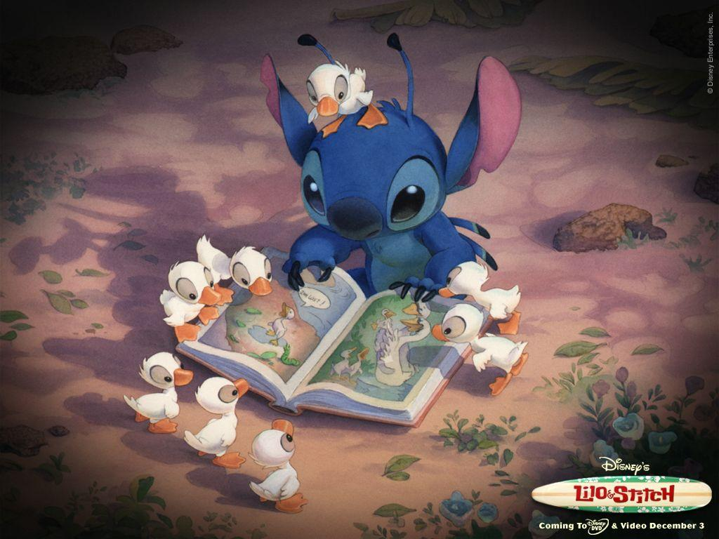 Lilo Stitch Wallpapers Wallpaper Cave