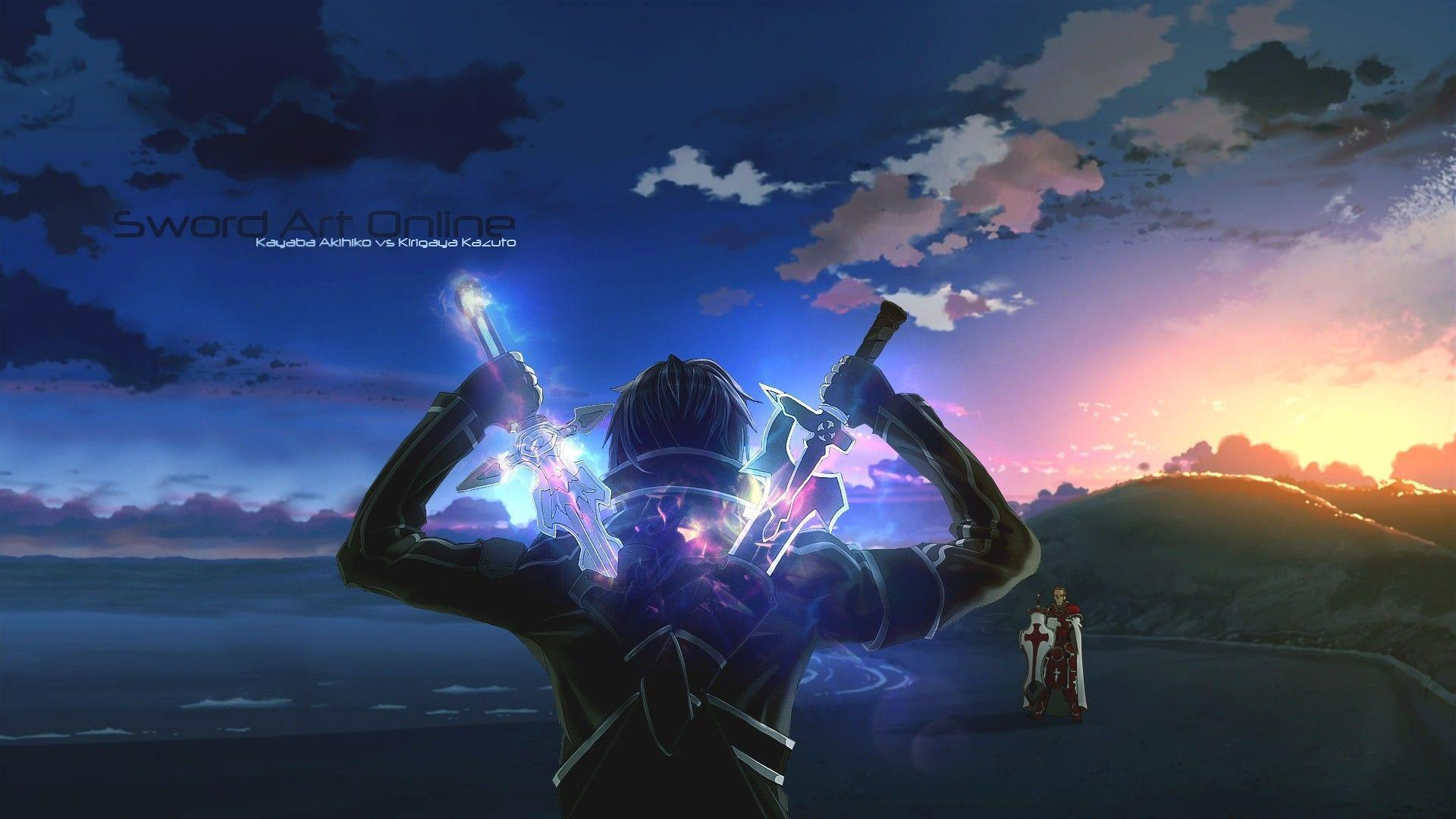 Sword Art Online HD Wallpapers And Backgrounds