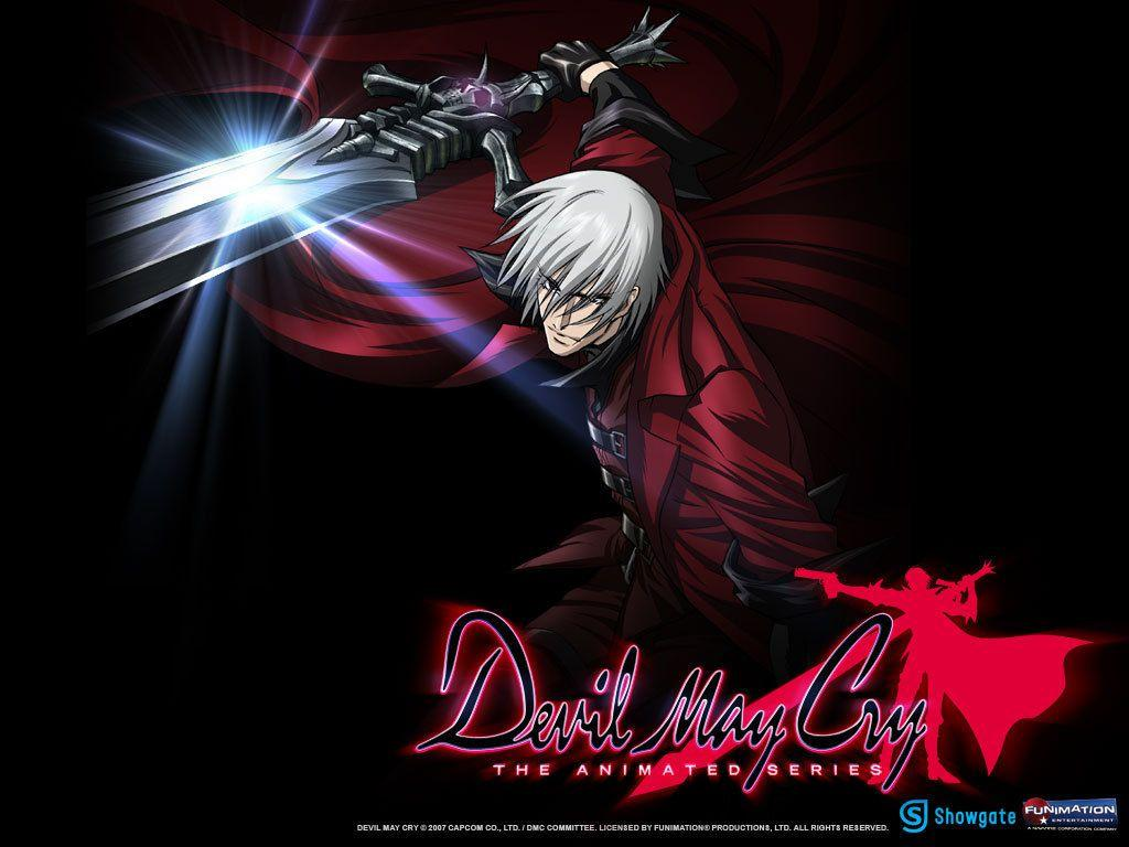 Devil May Cry Dante Anime Wallpapers Wallpaper Cave
