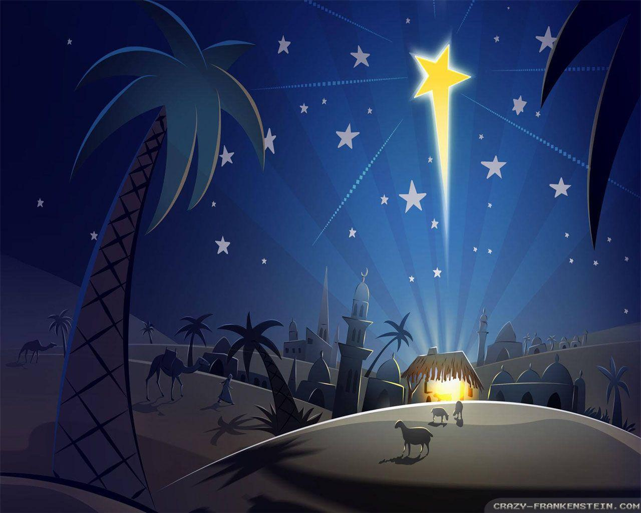 nativity christmas wallpapers 2017
