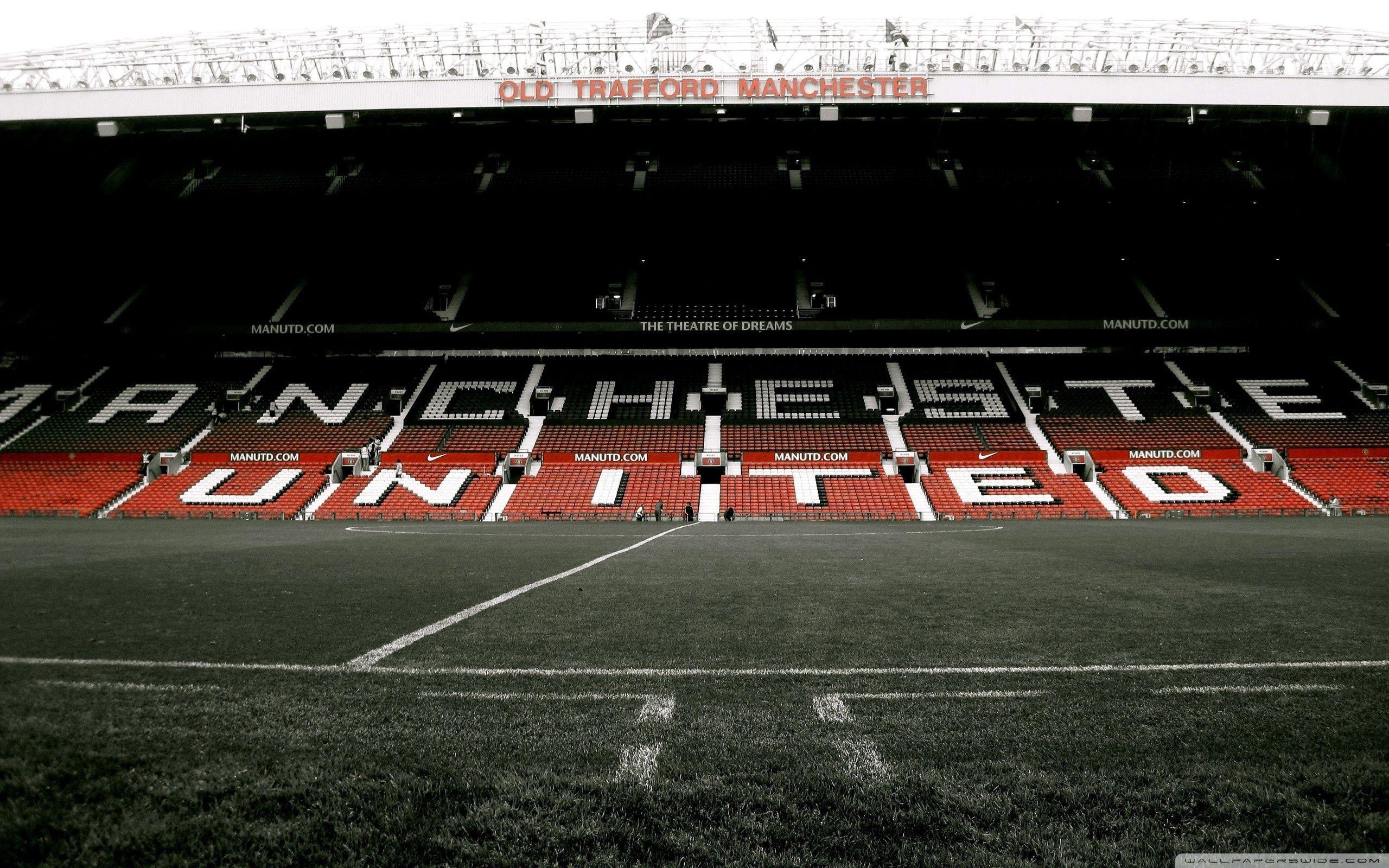 Manchester United Mac Wallpapers Wallpaper Cave