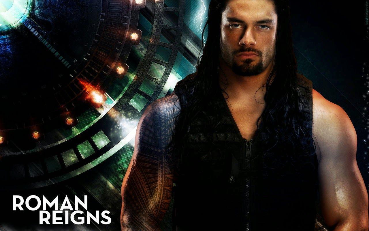 WWE HD Wallpapers Free: Roman Reigns Hd Wallpapers Free Download