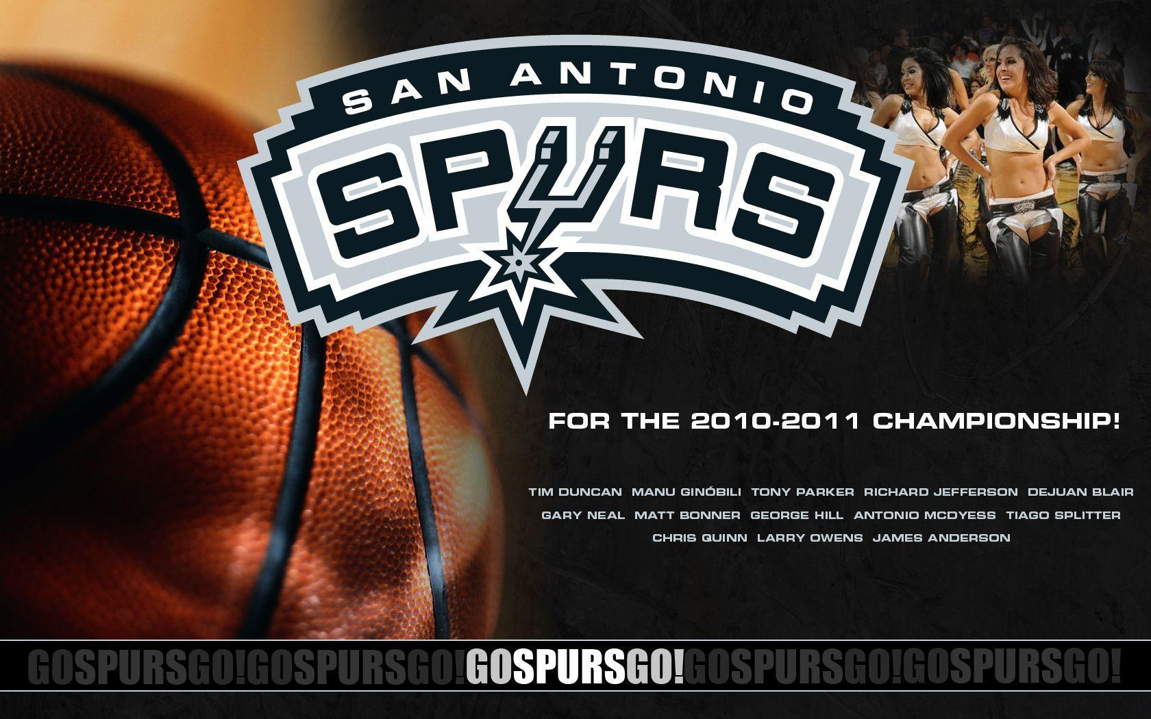 San Antonio Spurs Exclusive HD Wallpapers #5077