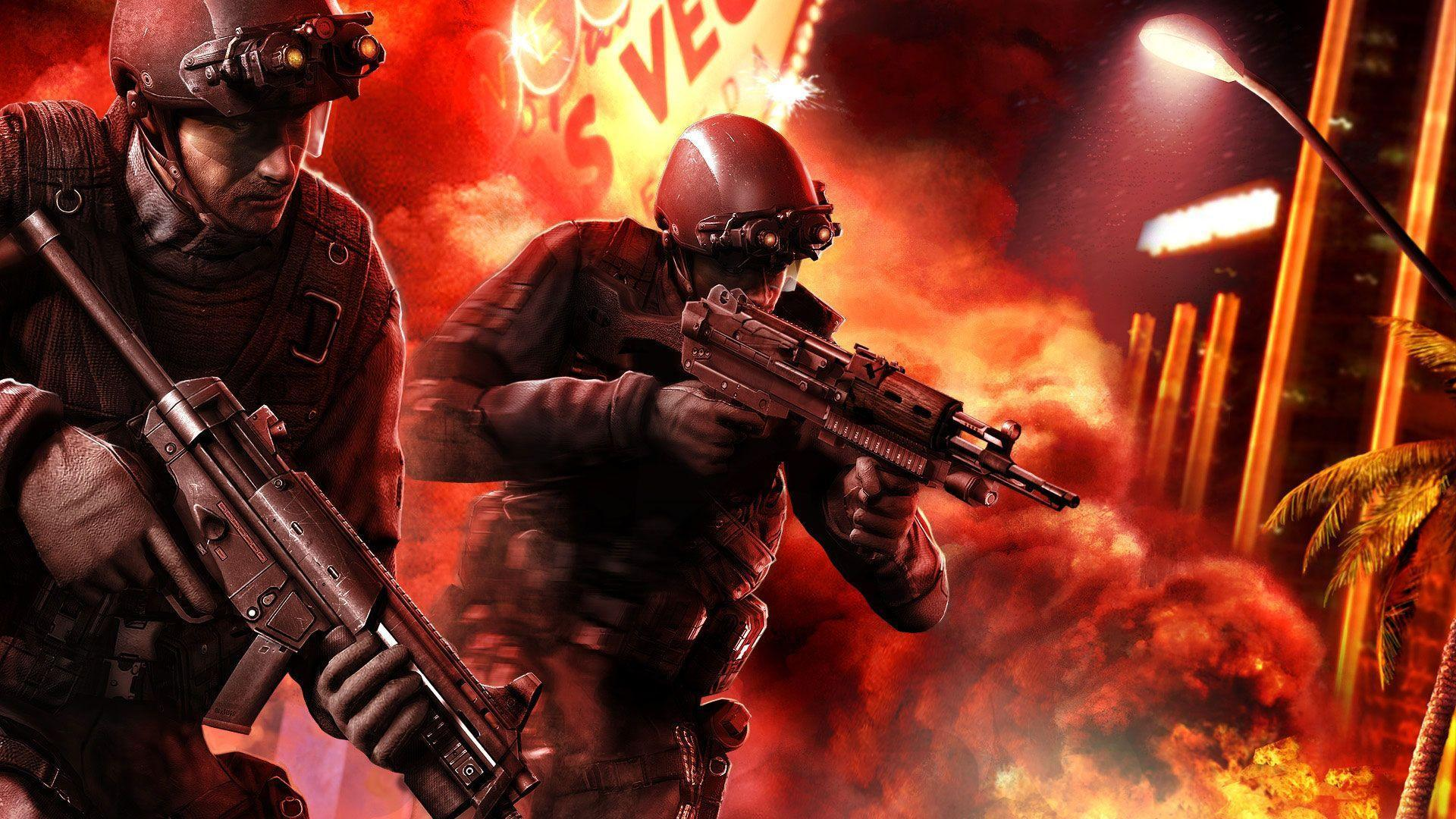 Tom Clancy's Rainbow Six Vegas 2 Wallpapers | HD Wallpapers