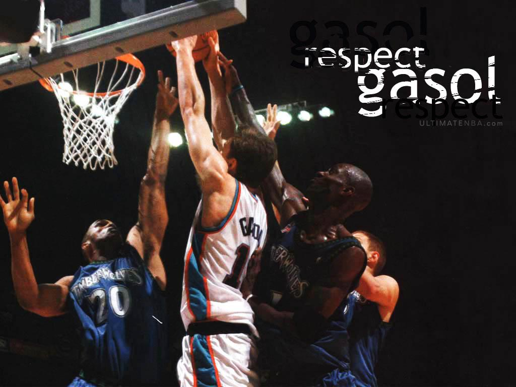Wallpapers Pau Gasol NBA