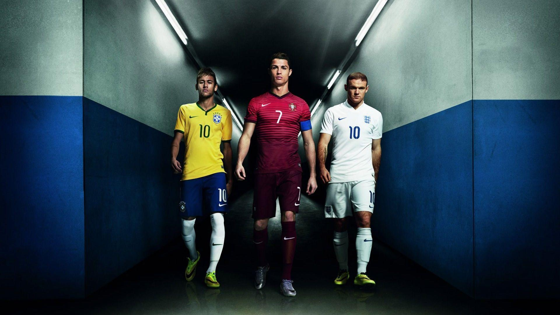Cristiano Ronaldo Nike Wallpapers Wallpaper Cave