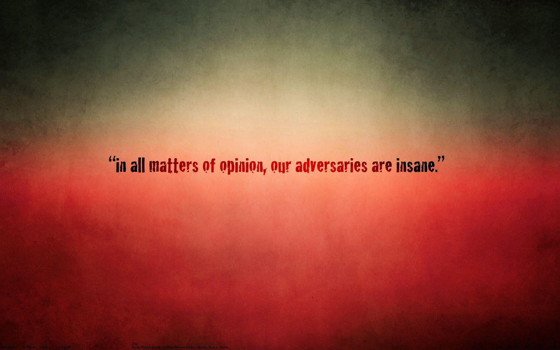 Deep Quotes Wallpapers Wallpaper Cave