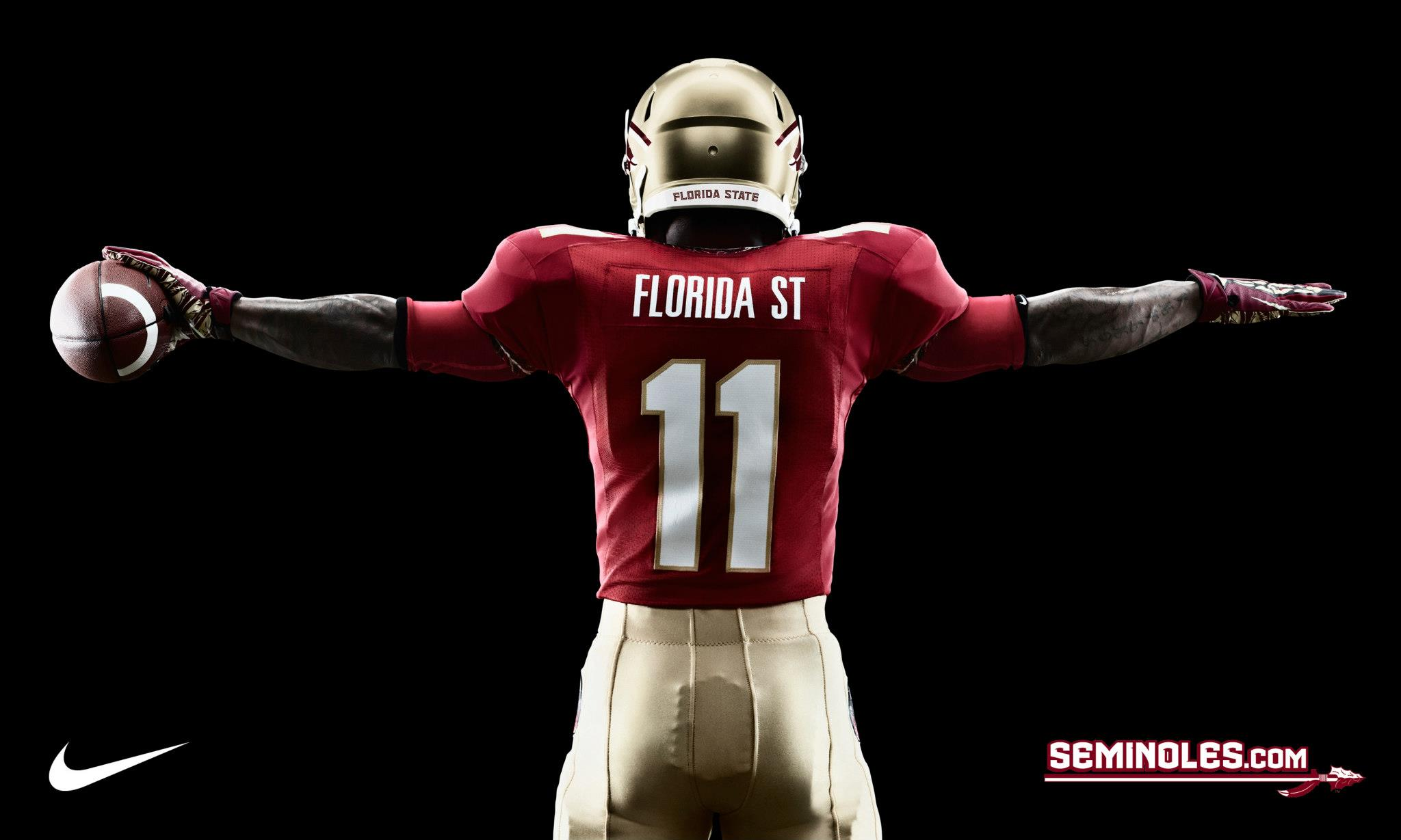 Florida state seminoles wallpapers wallpaper cave forida state seminoles college football 14 wallpaper 2048x1229 voltagebd Choice Image