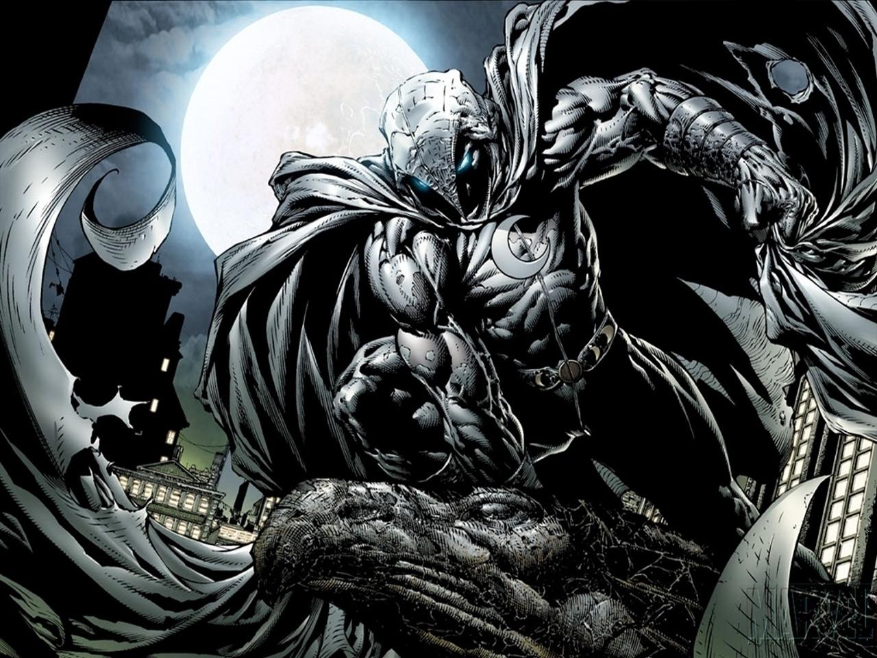 Marvel Comics images Moon Knight HD wallpaper and background photos ...
