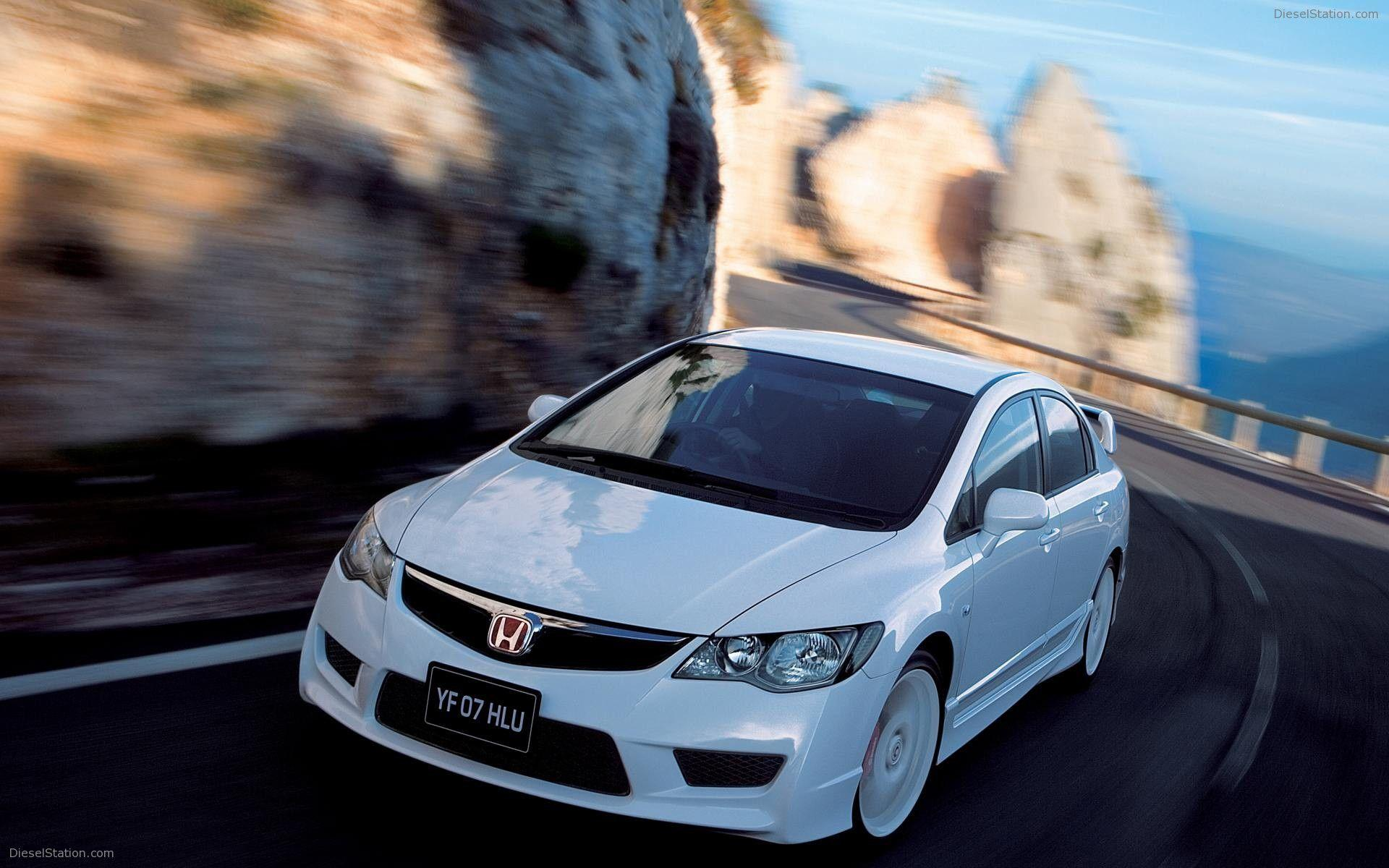 Honda Civic Type R Wallpapers Widescreen Exotic Car Wallpaper #21 .