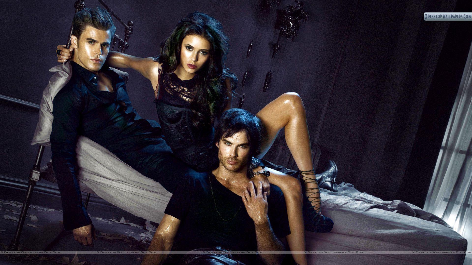Awesom Dark Wallpapers from Vampire Diaries Wallpapers