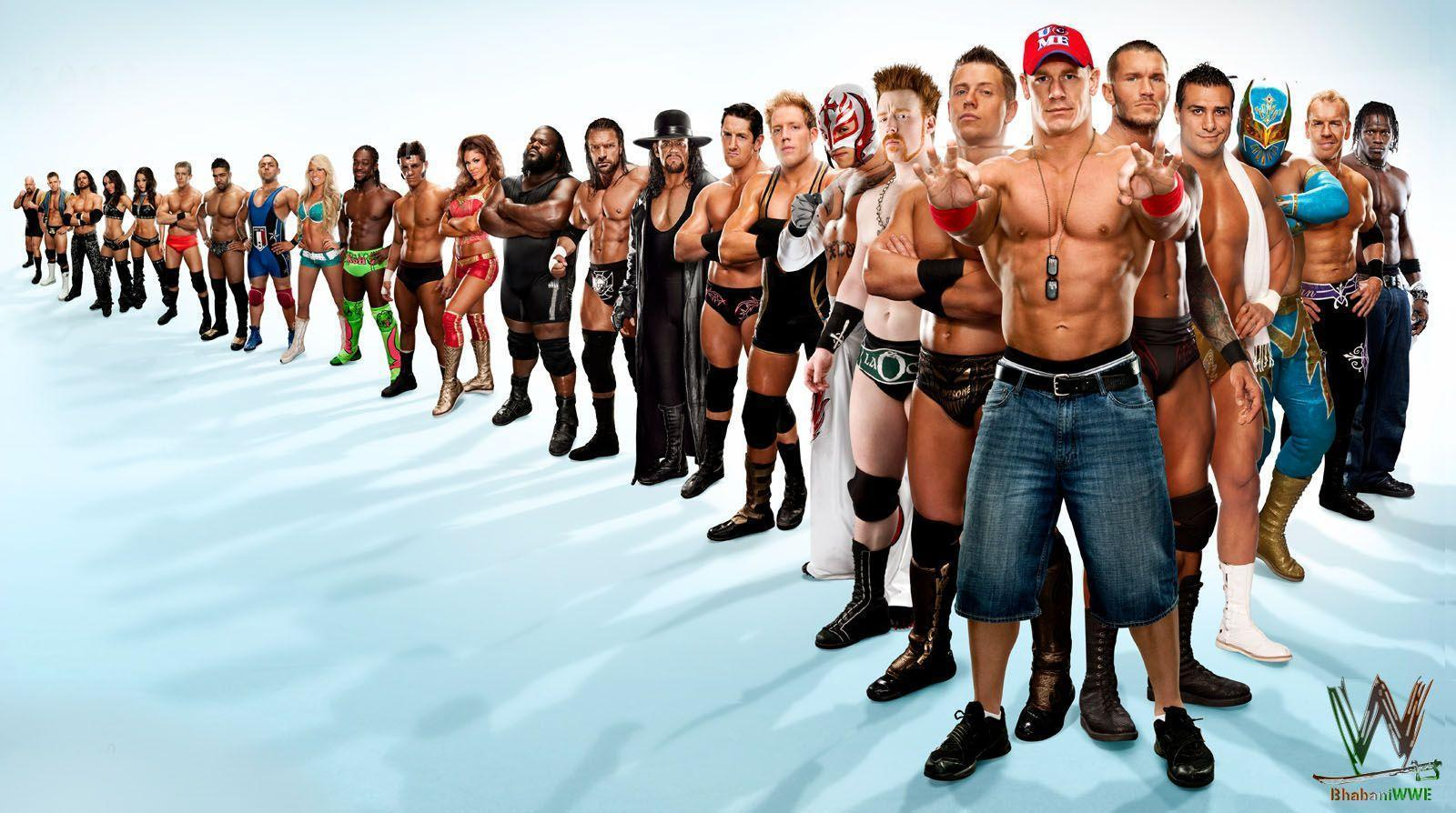 WWE Superstars Wallpaper - WWE Superstars, WWE Wallpapers, WWE .