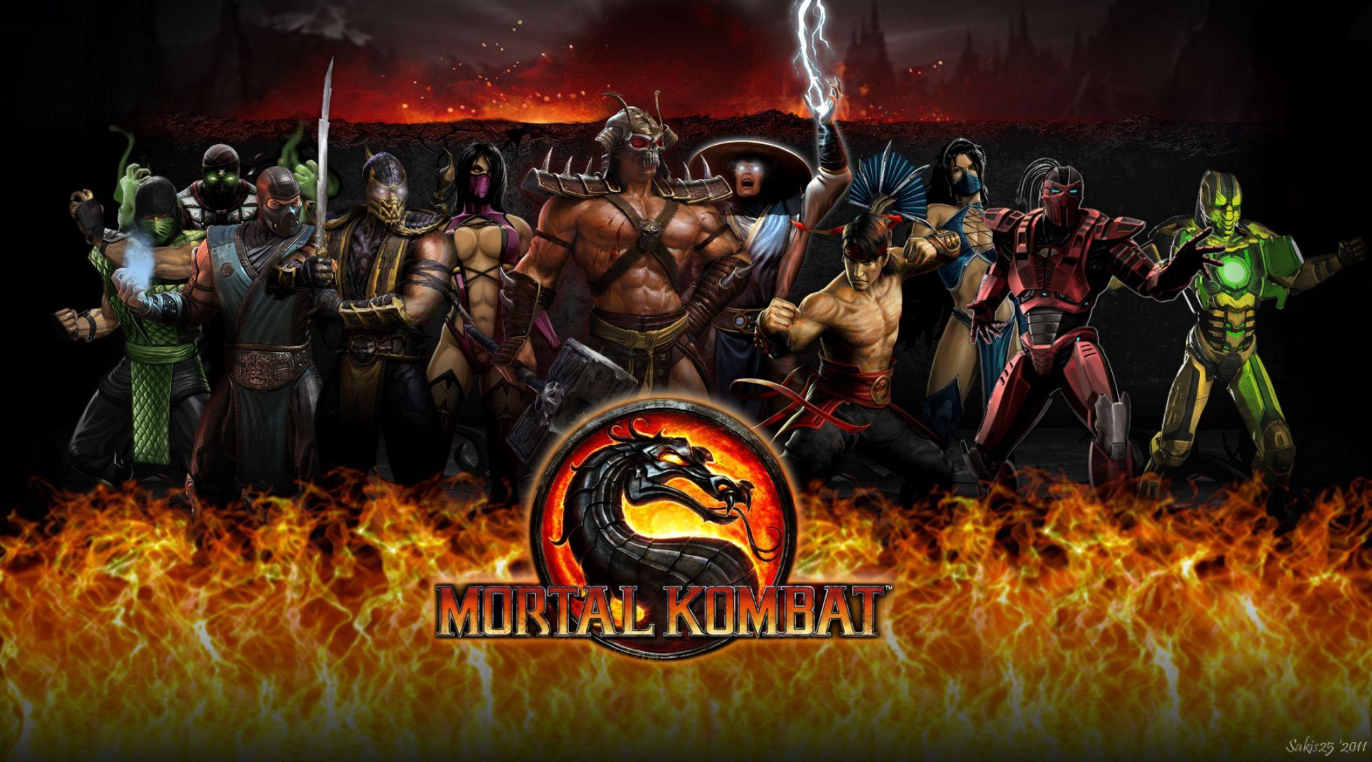 Mortal Kombat image MK wallpapers HD wallpapers and backgrounds
