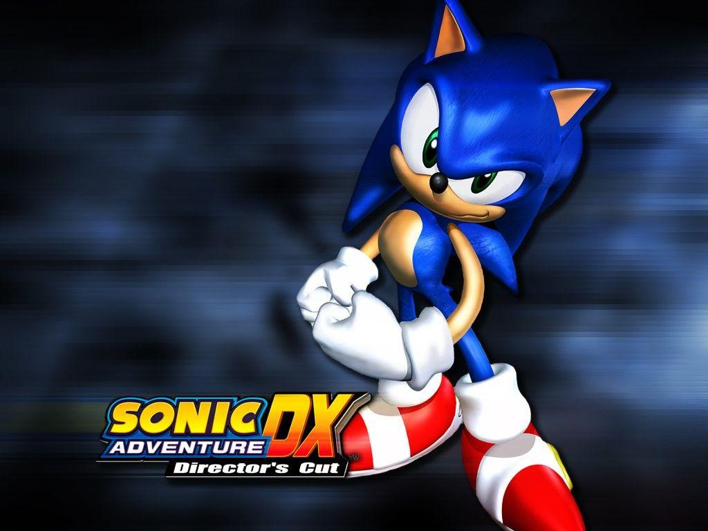 Sonic Adventure Dx Wallpapers Wallpaper Cave
