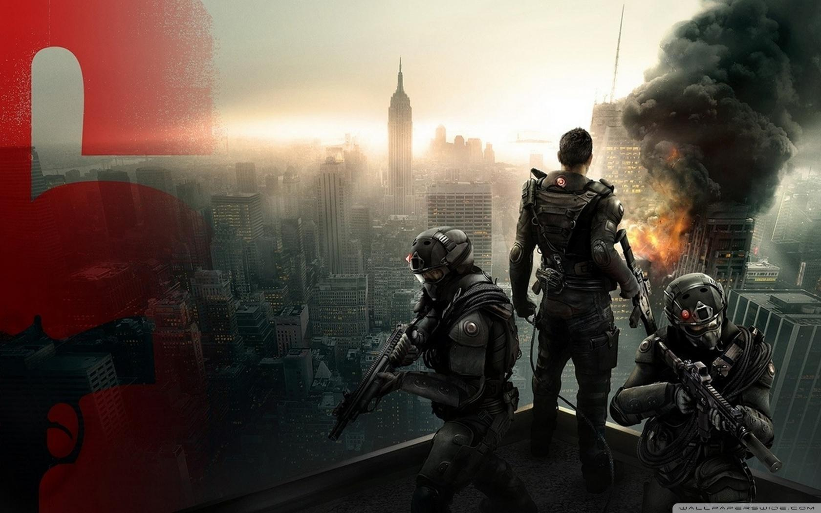 Tom Clancy's Rainbow Six - Patriots HD desktop wallpaper : High ...