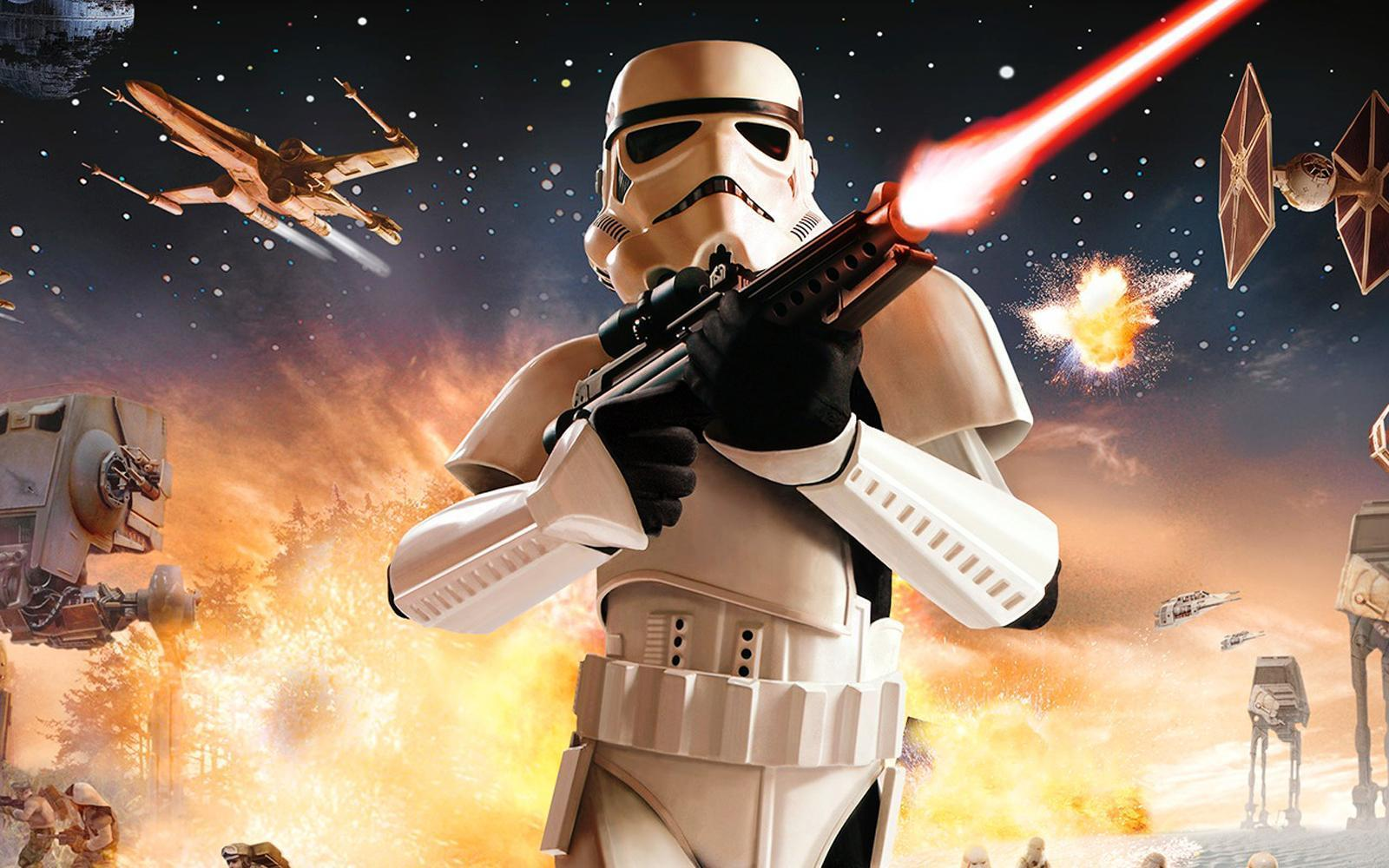 Central Wallpaper: Stormtroopers Star Wars HD Wallpapers