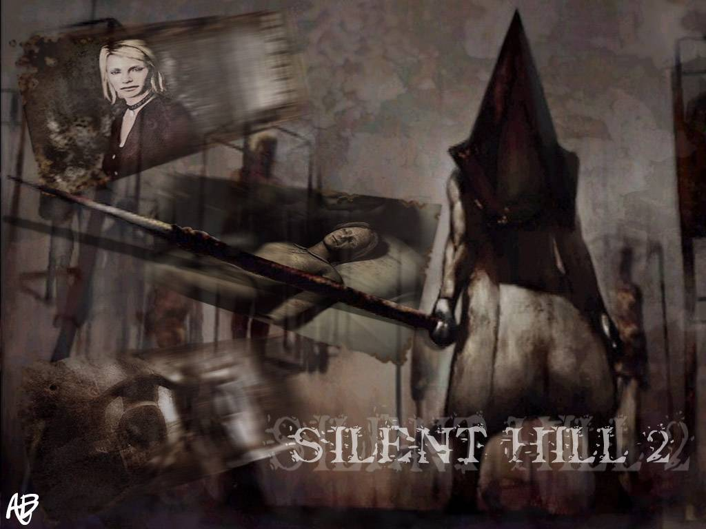 Silent Hill Pyramid Head Wallpapers Hd Wallpaper Cave