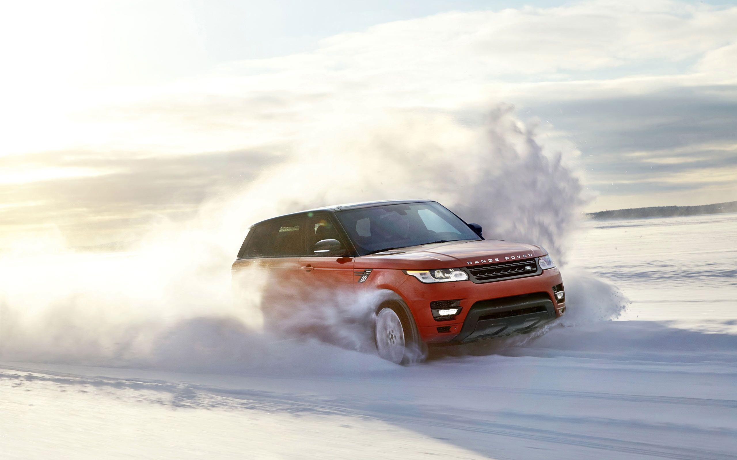 2014 Land Rover Range Rover Sport Wallpaper | HD Car Wallpapers