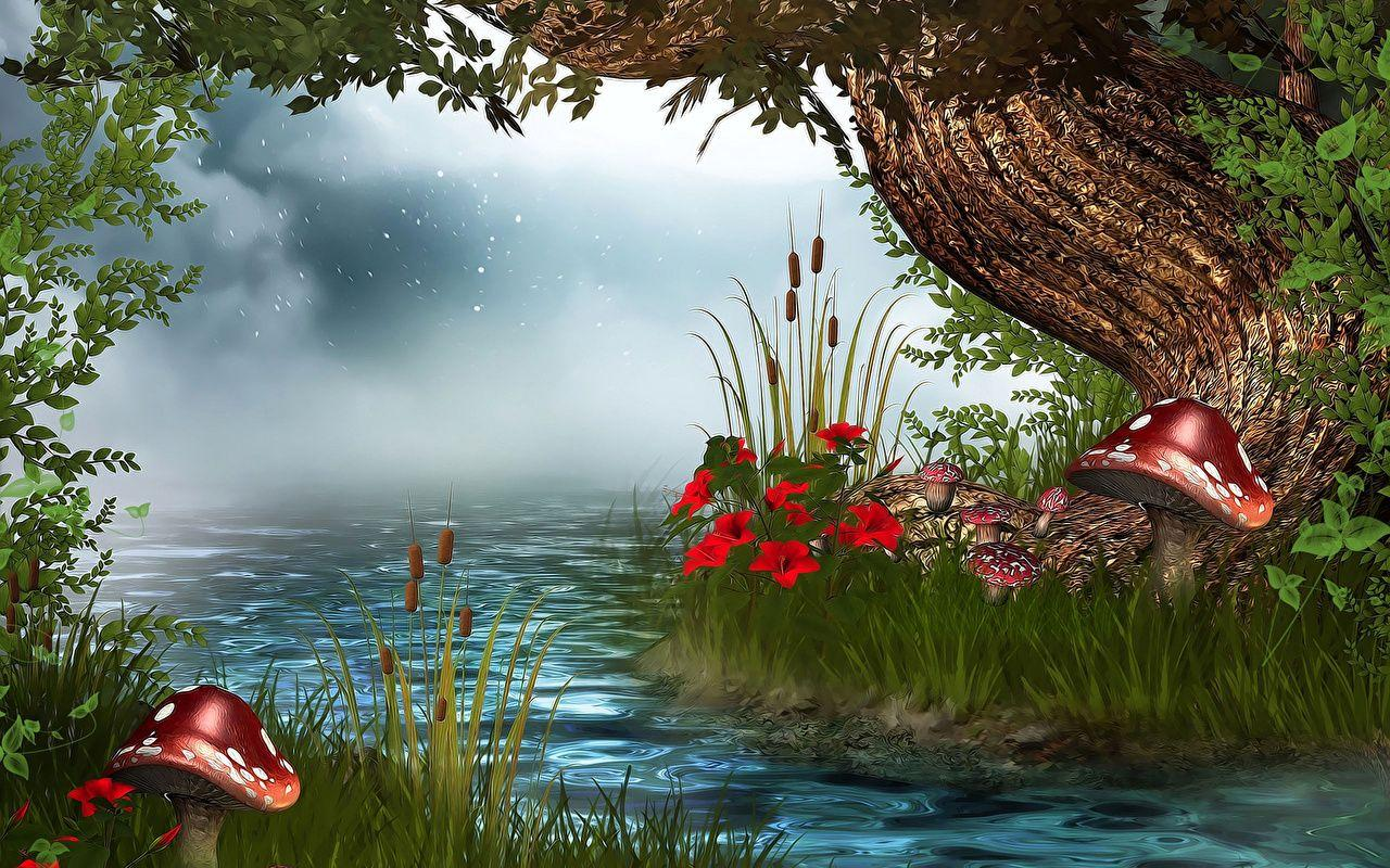 3D Nature free Wallpapers