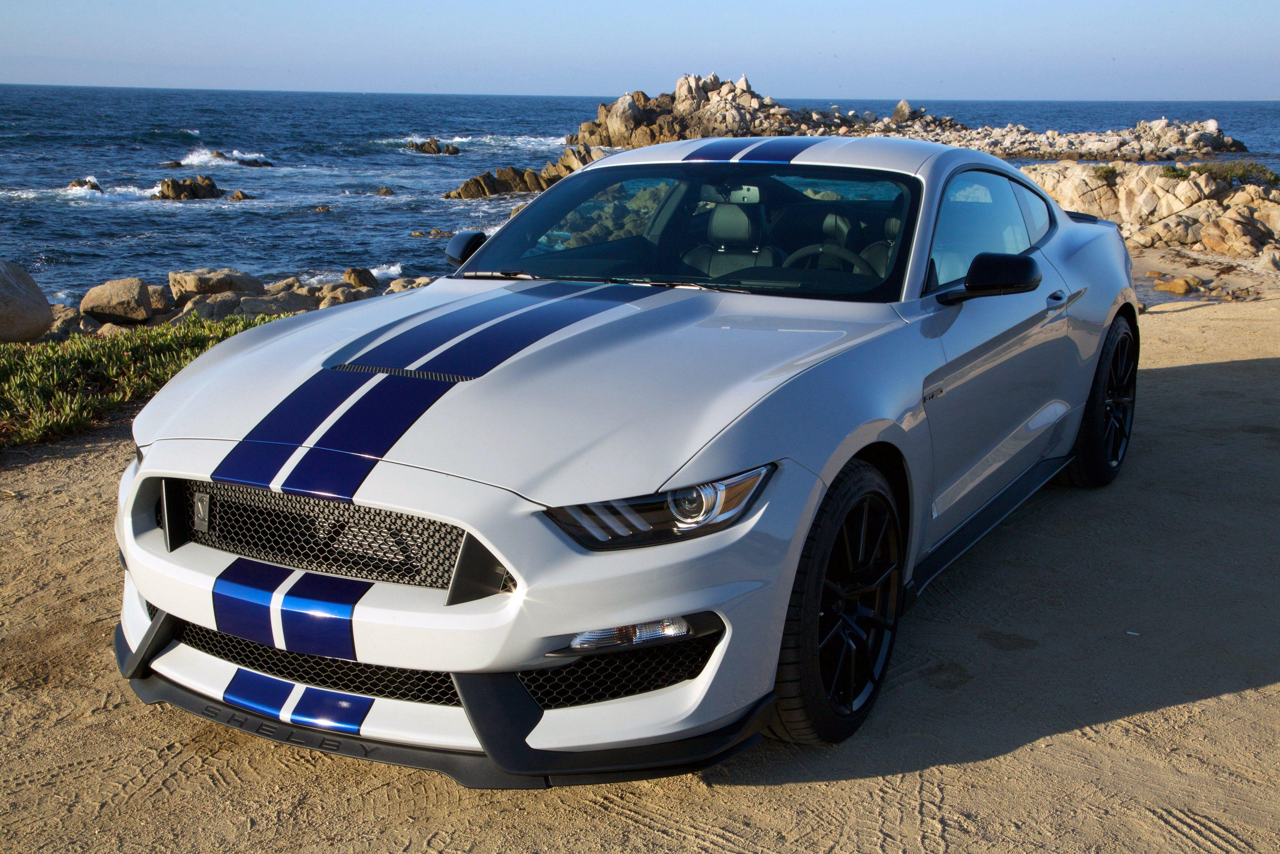 2016 Shelby GT350 Mustang ford muscle wallpapers