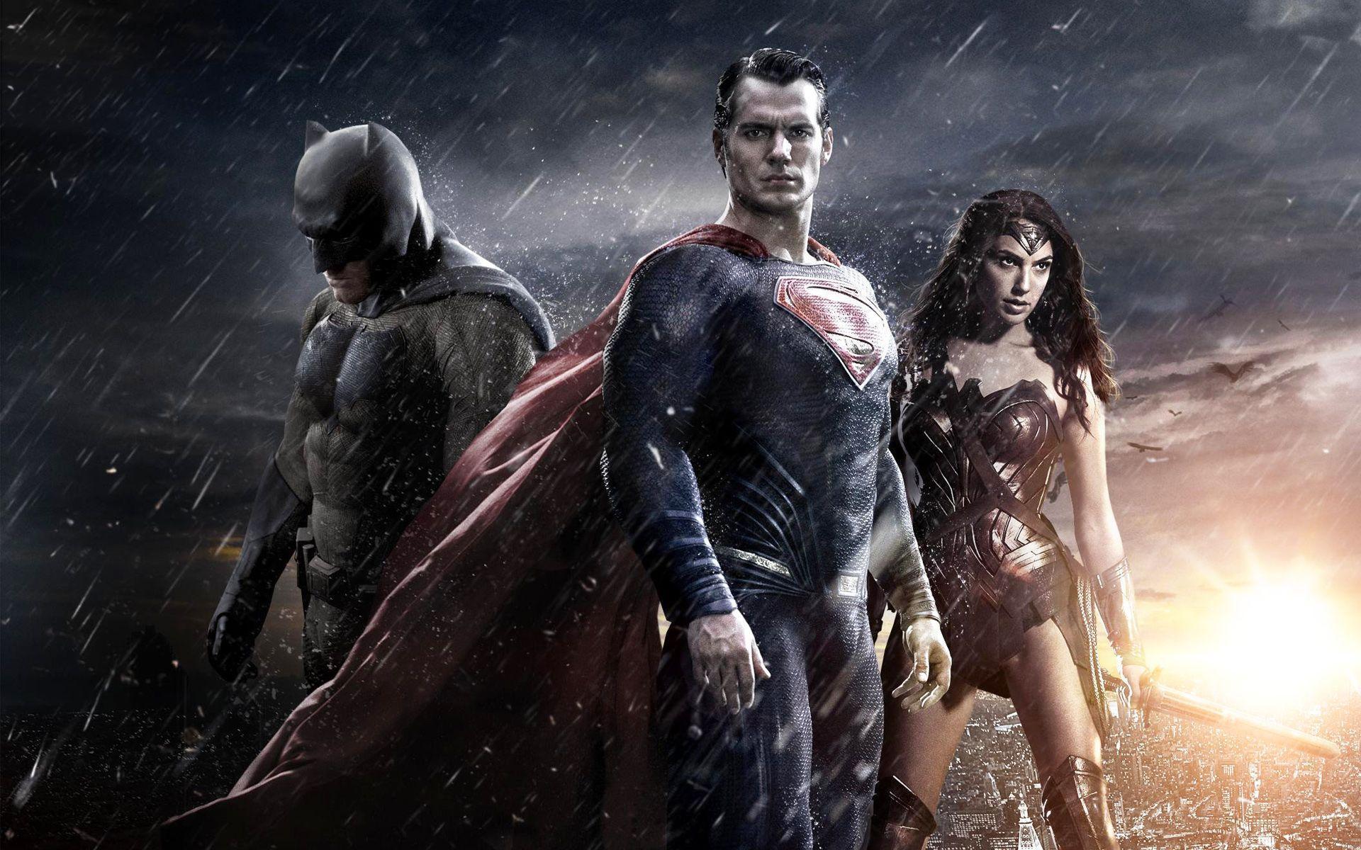 Batman Superman Wonder Woman Wallpapers | HD Wallpapers