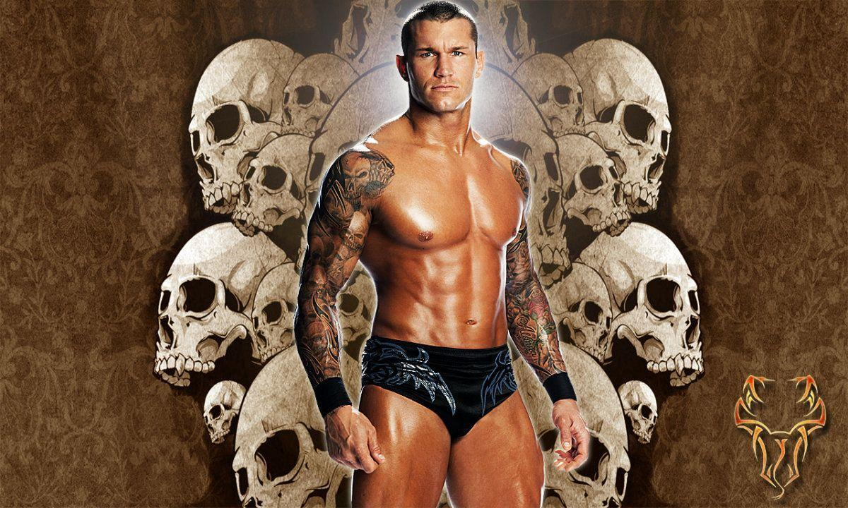 Randy Orton WWE World Heavyweight Champion | HD Wallpapers Images ...