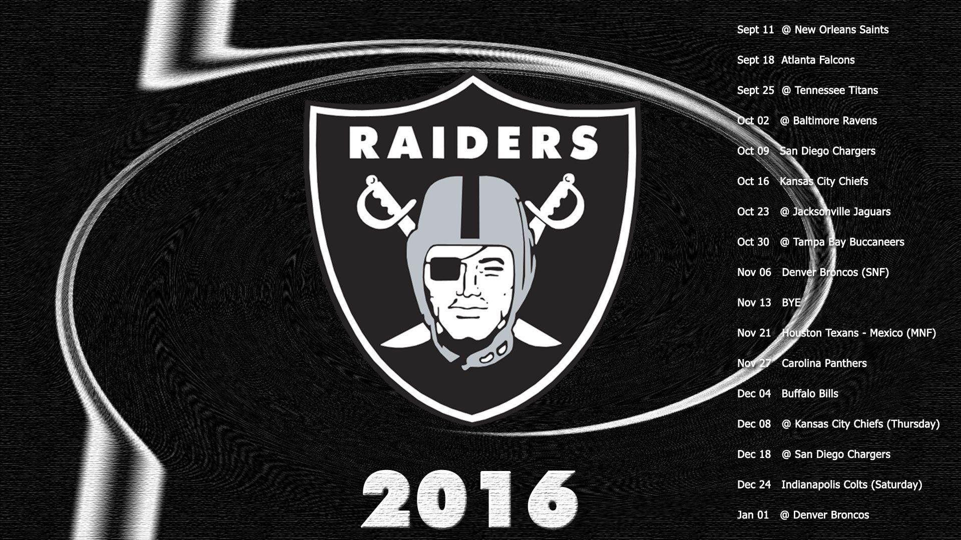Oakland Raiders Wallpaper from RaidersLinks.com