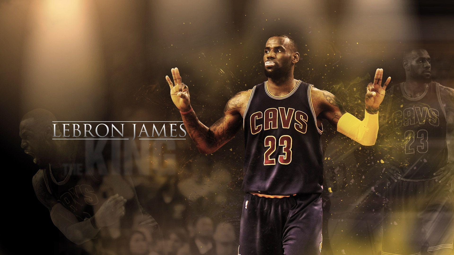 LeBron James Wallpapers | Basketball Wallpapers at ...
