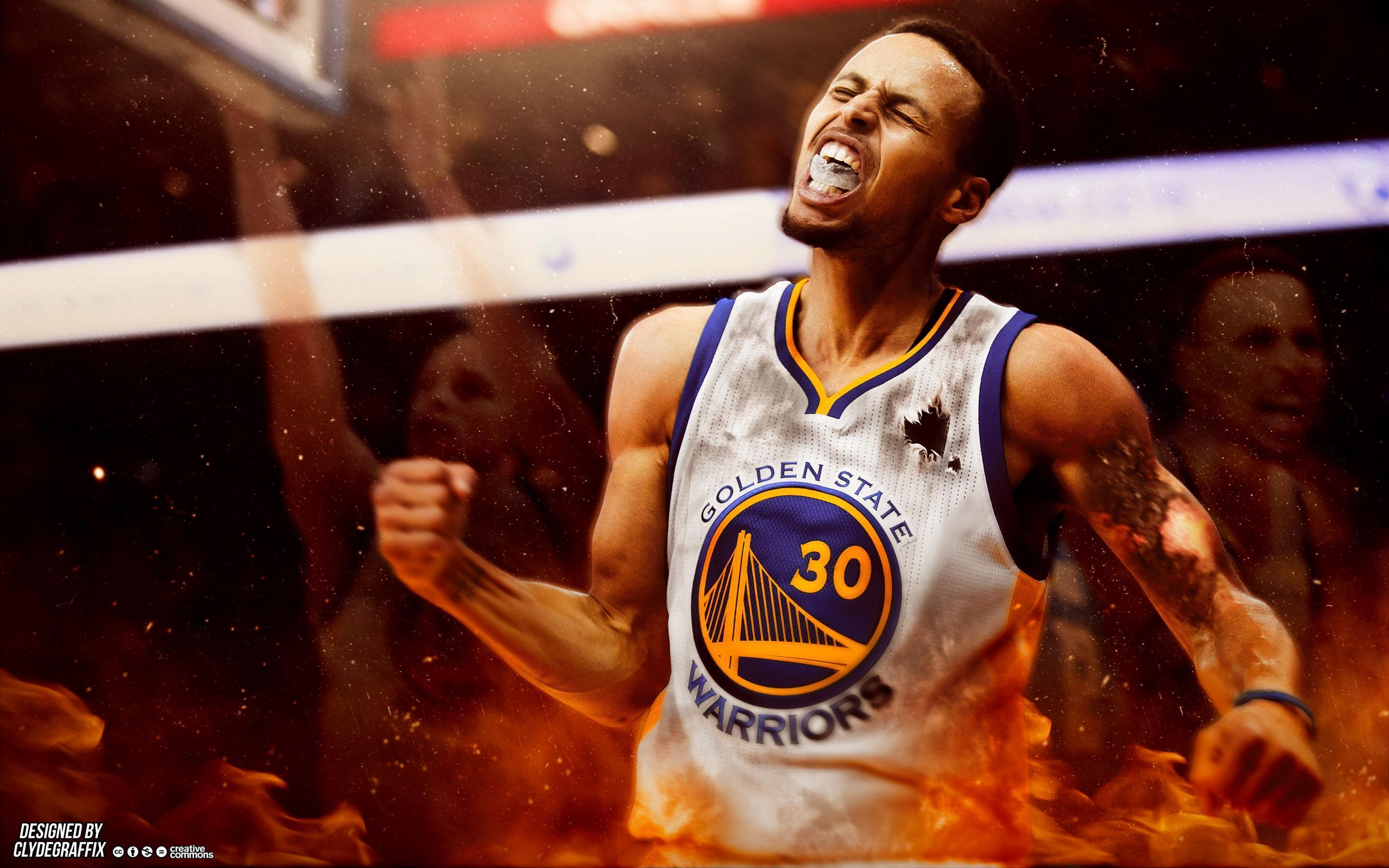 Stephen Curry 2017 Wallpapers