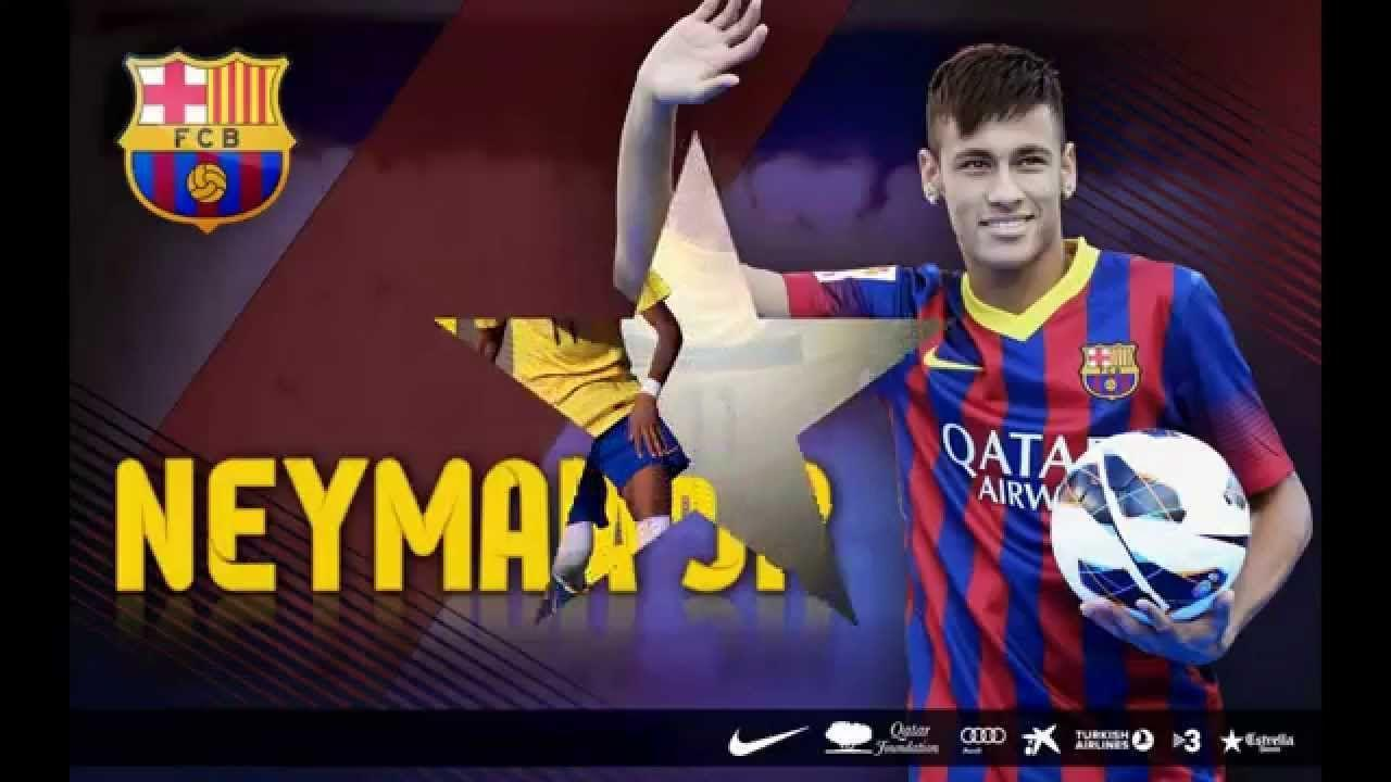 Neymar Brazilian Wallpaper HD-Download - YouTube