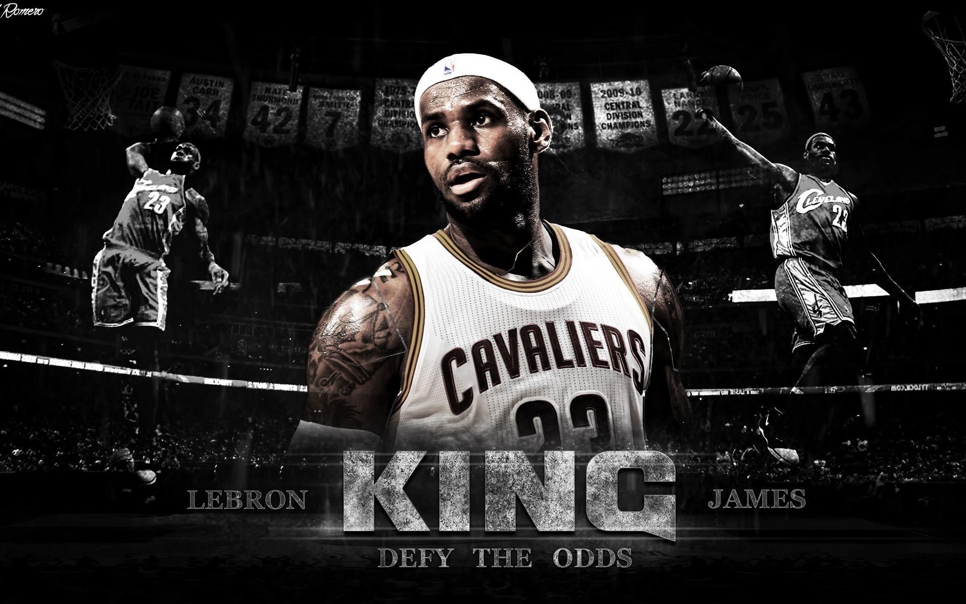 Lebron James Cavaliers Wallpapers | HD Wallpapers