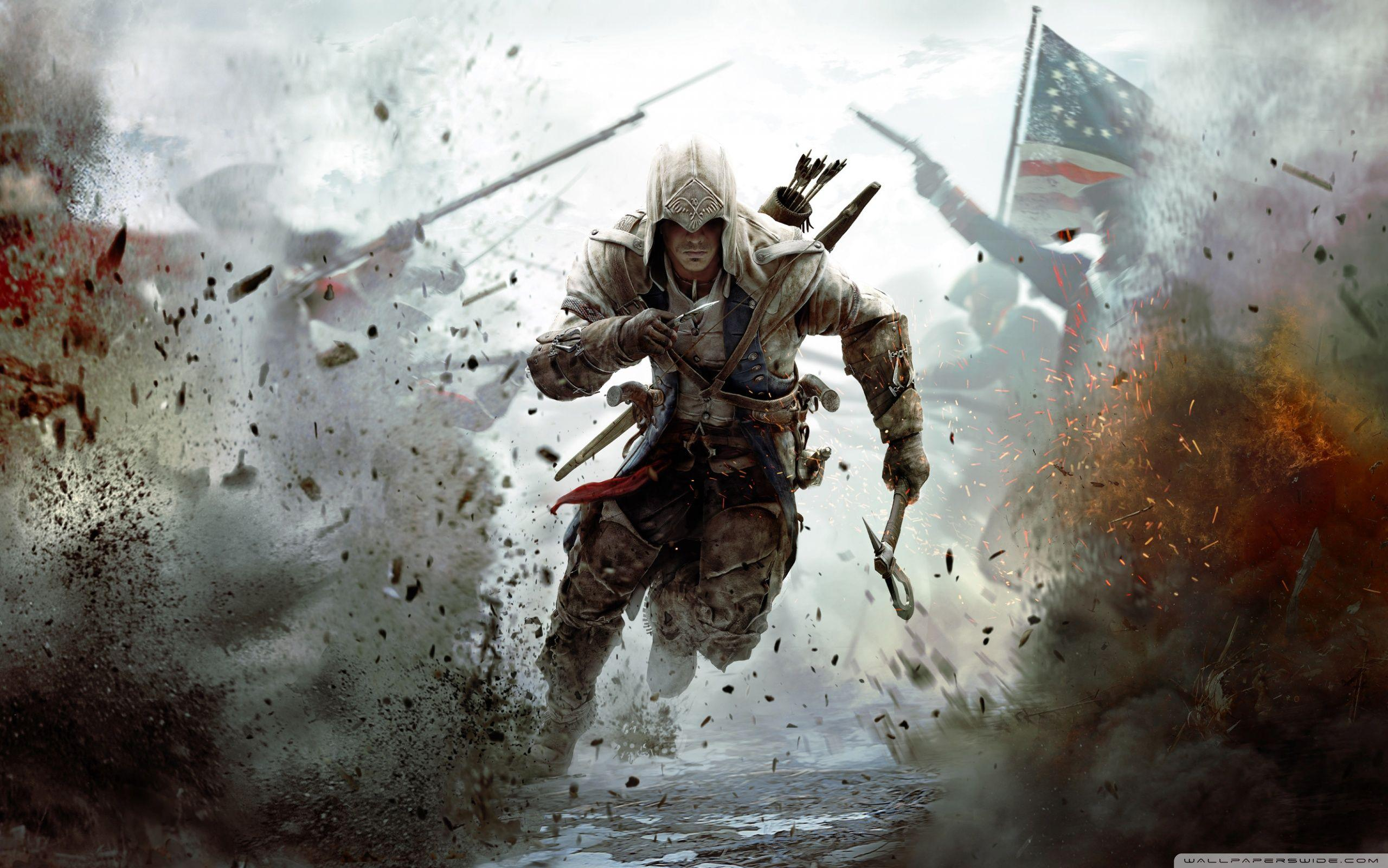 Assassin S Creed Wallpapers Wallpaper Cave