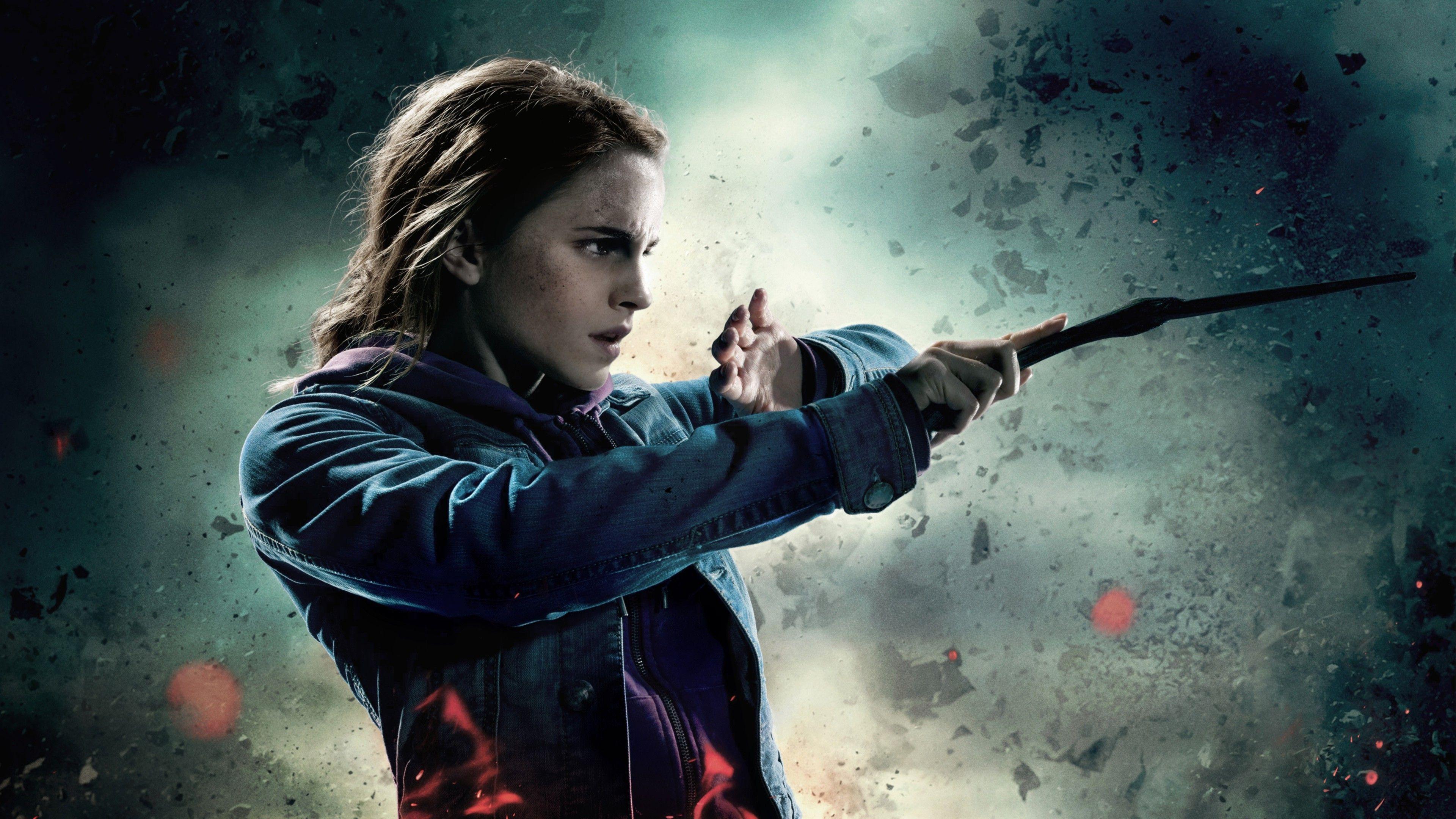 Hermione Granger Harry Potter Wallpapers - Wallpaper Cave