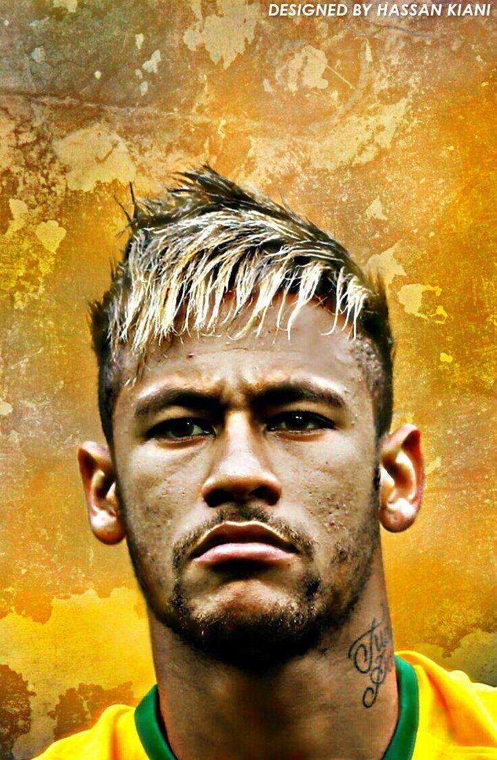 Neymar Jr. Mobile Wallpaper by HassanGraphics7 on DeviantArt
