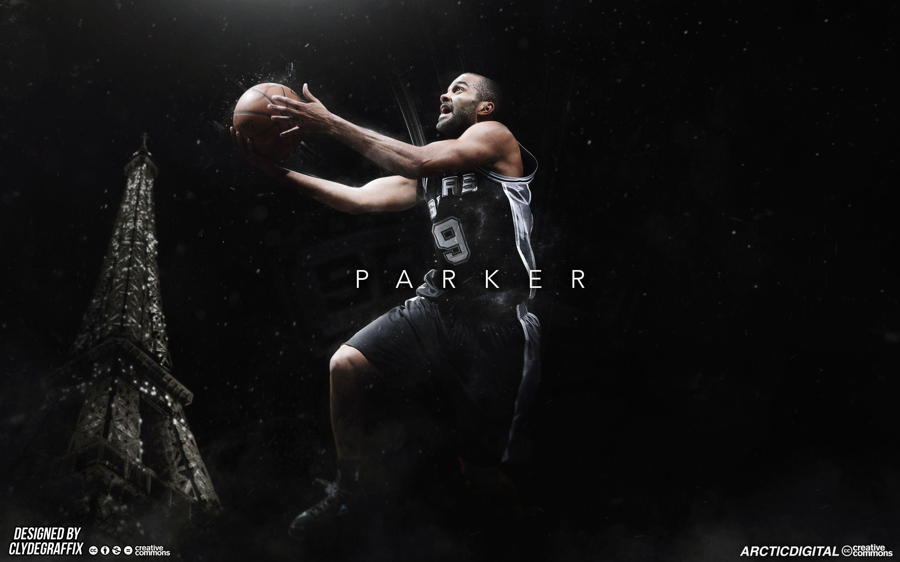 Tony Parker San Antonio Spurs 2015 Wallpaper | Basketball ...