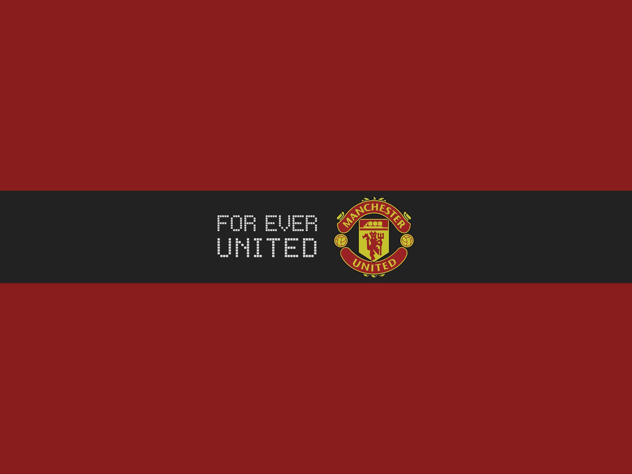 Manchester United High Def Logo Wallpapers | HD Wallpapers ...