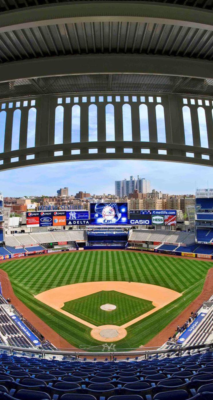 Yankees Stadium Wallpapers Wallpaper Cave