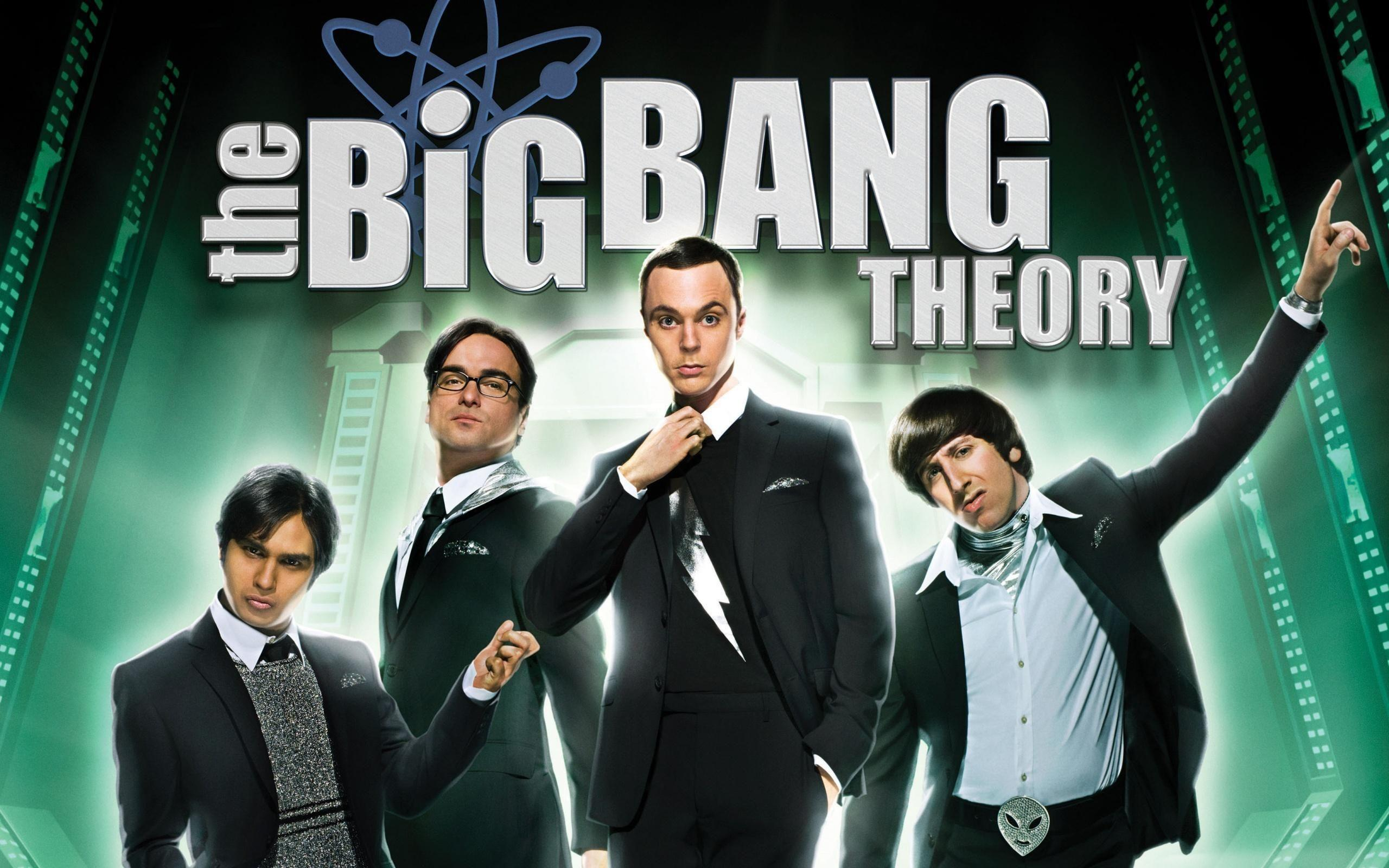 The Big Bang Theory TV Series Wallpaper | HD Wallpapers