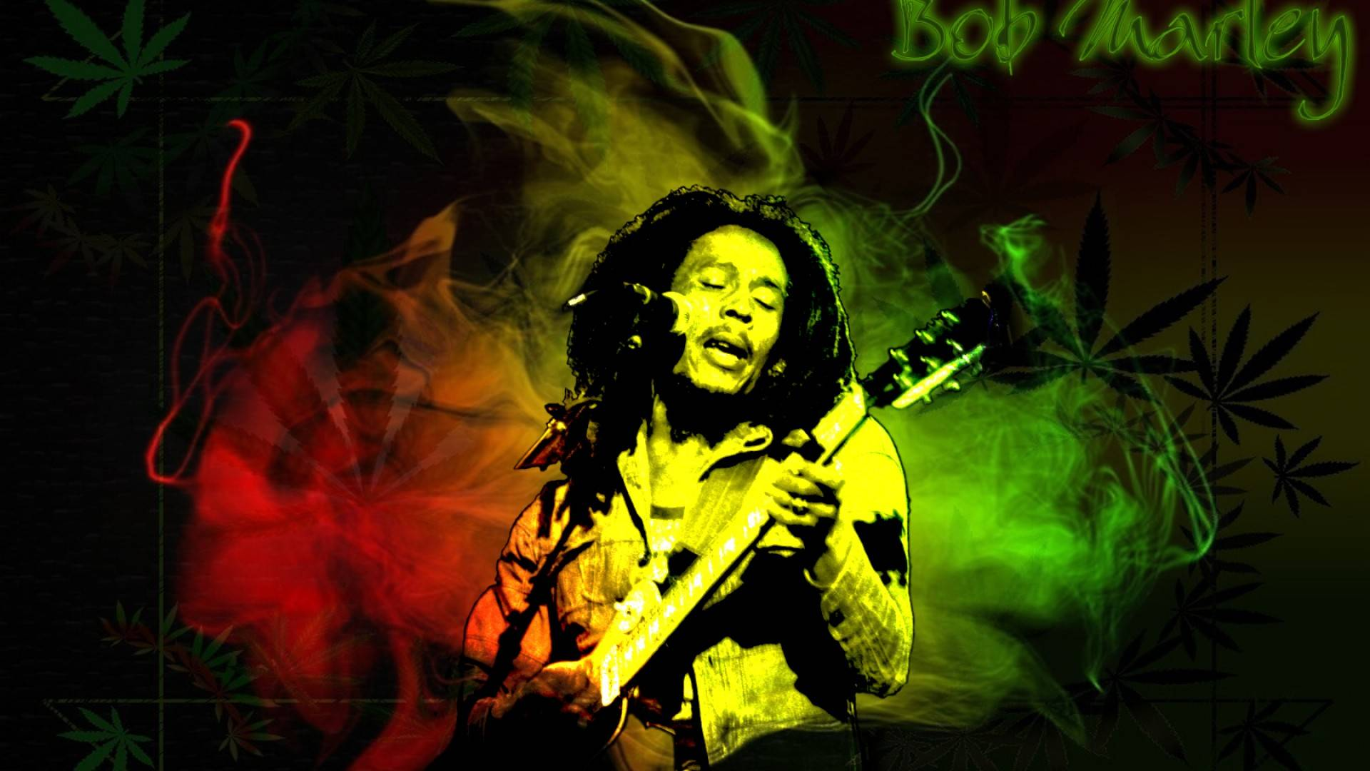 Wallpaper iphone rasta - Bob Marley Wallpapers Pictures Images