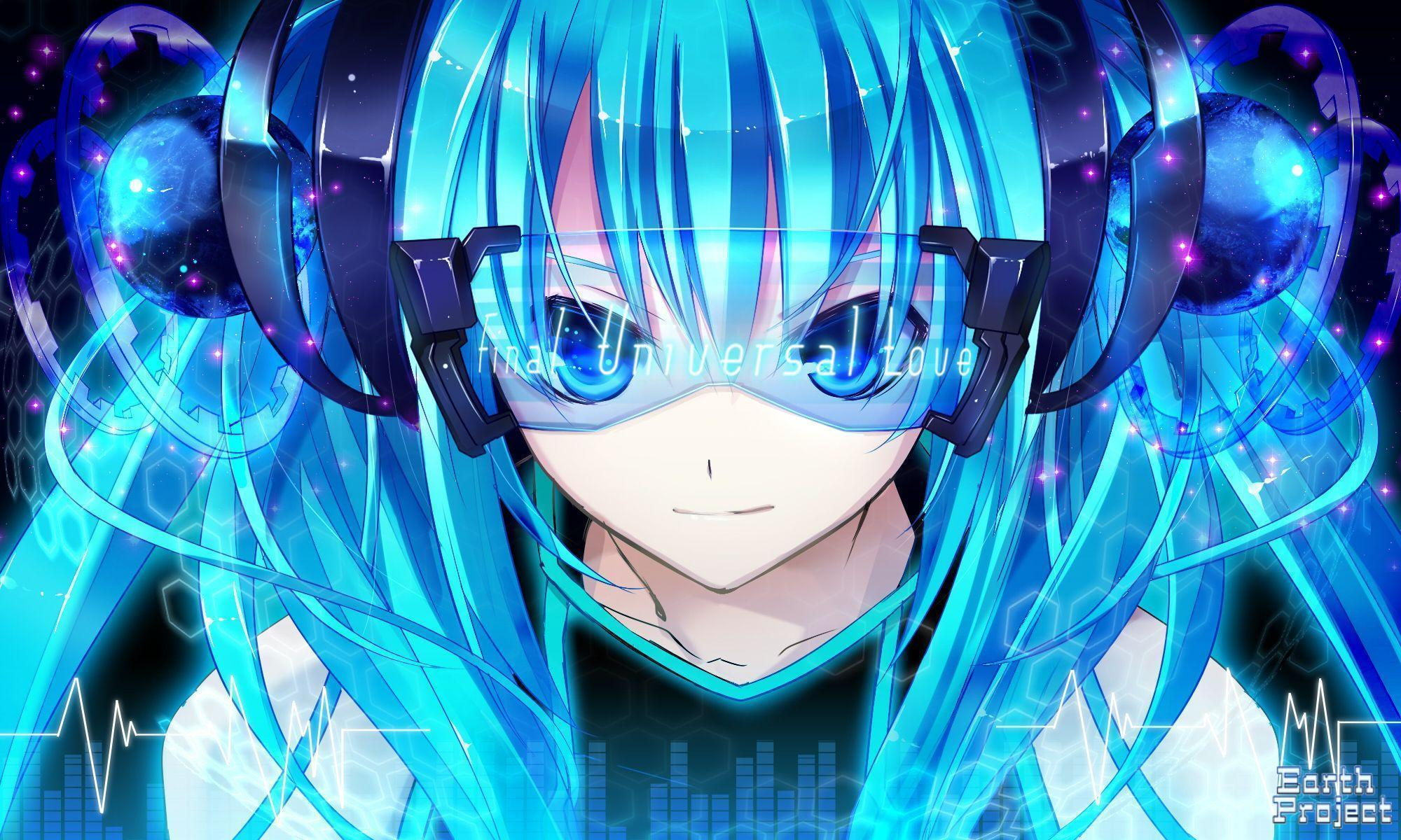 7626 Vocaloid HD Wallpapers | Backgrounds - Wallpaper Abyss