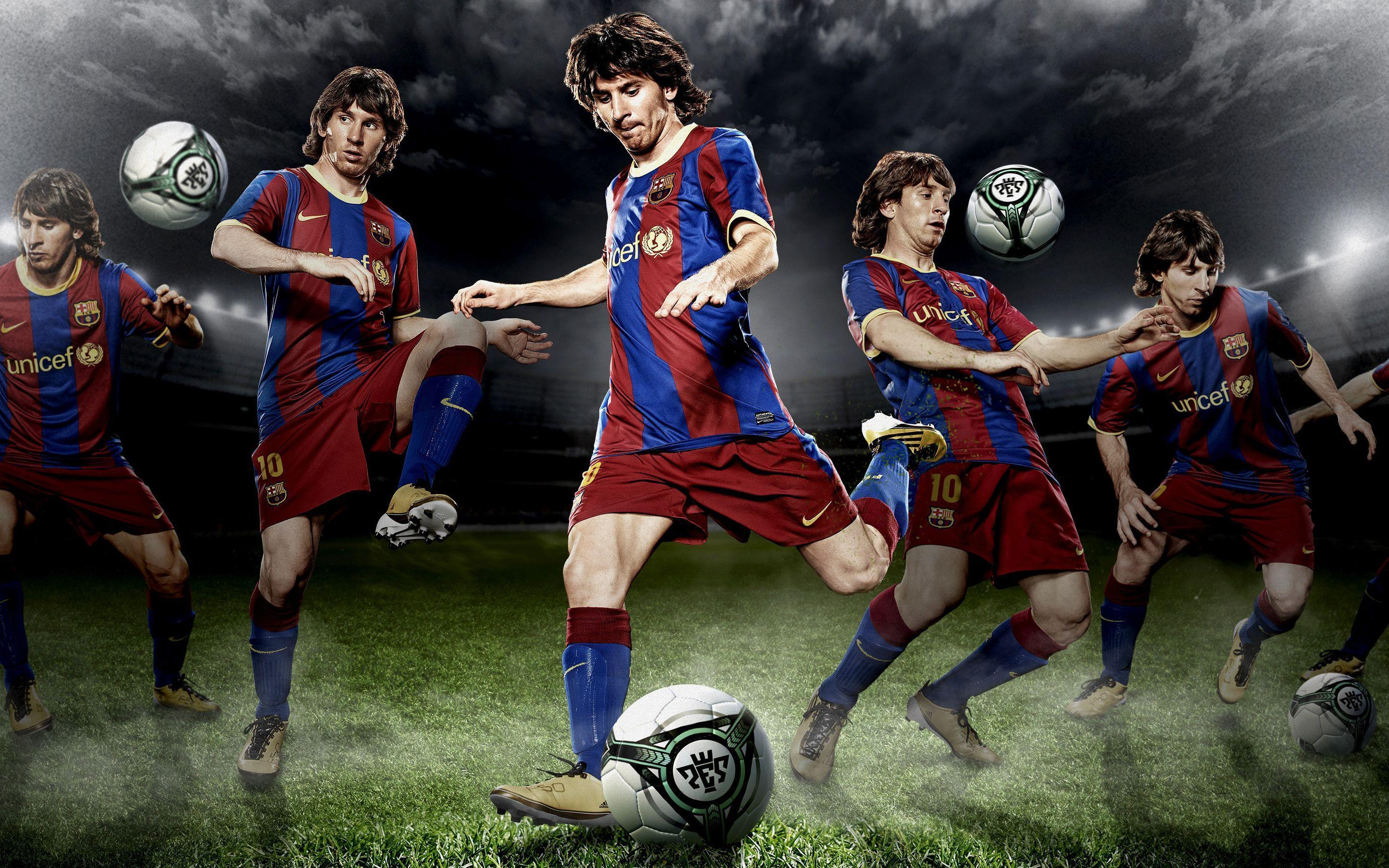 Soccer player Lionel Messi 4K Wallpapers | HD Wallpapers