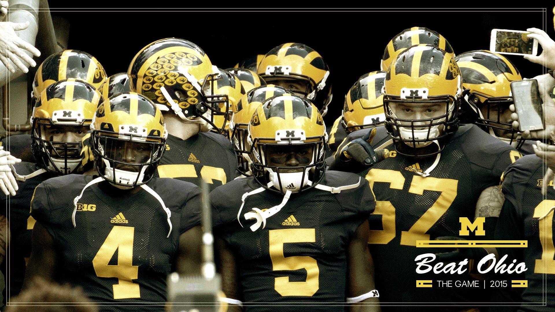 Awesome Michigan Wolverines Wallpaper: Michigan Wolverines 2017 Wallpapers