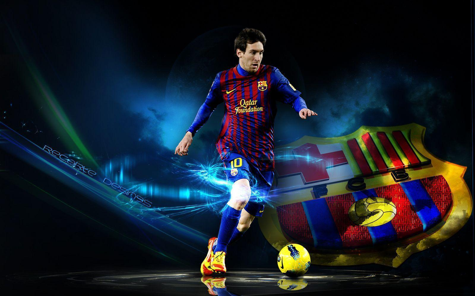 Free Download 40 Lionel Messi HD Wallpapers