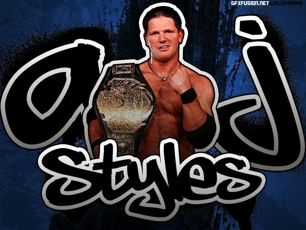 All new wallpaper : A.J. Styles WWE Wallpapers HD